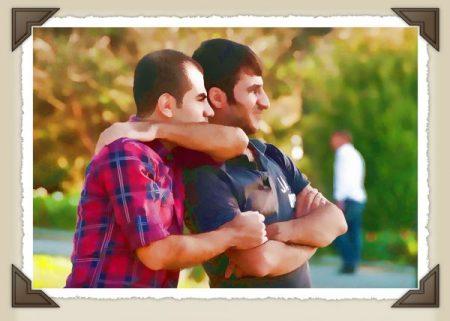 two men in Turkey